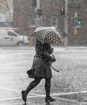 Melbourne To Cop Two Hours Of Wild Weather Today