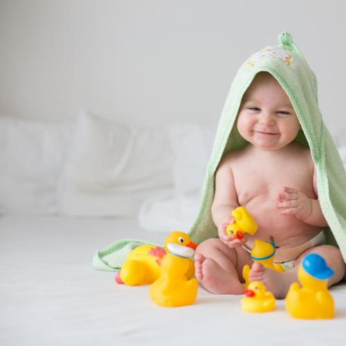 Research Reveals The 'Happiest' Baby Names