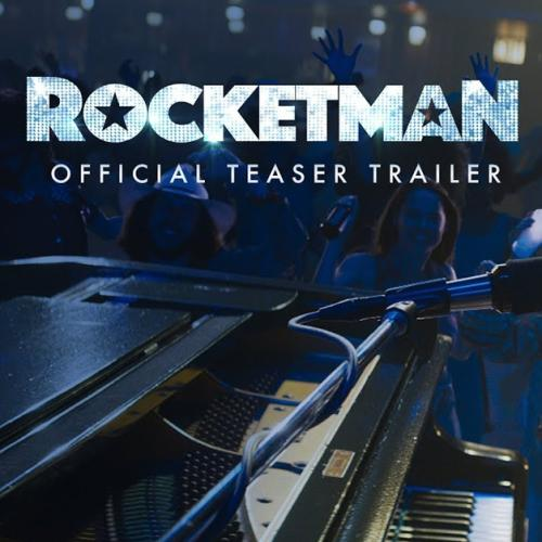 Watch The Official Trailer For Elton John Biopic 'Rocketman'