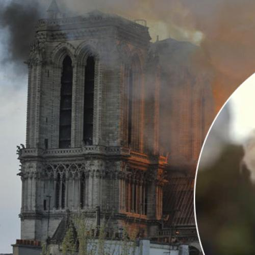 Neighbours Actress Slammed For Notre Dame Cathedral Video