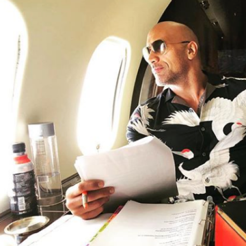 CONFIRMED: The Rock Is Literally The Best Guy Ever