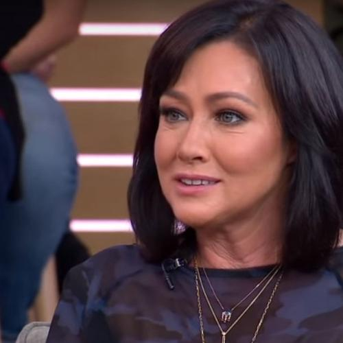 Shannen Doherty Speaks About Her Two Year Cancer Battle