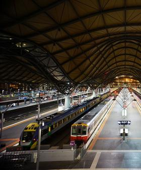 Victorian Train Lines To Close In The Lead Up To Christmas As Staff Get Set To Strike