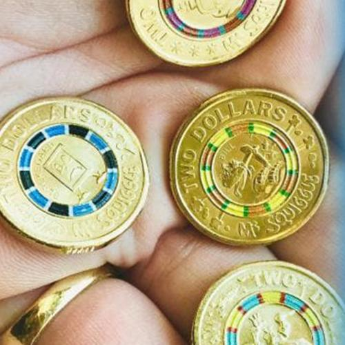Woolworths Are Releasing A Bunch Of New Mr Squiggle Coins