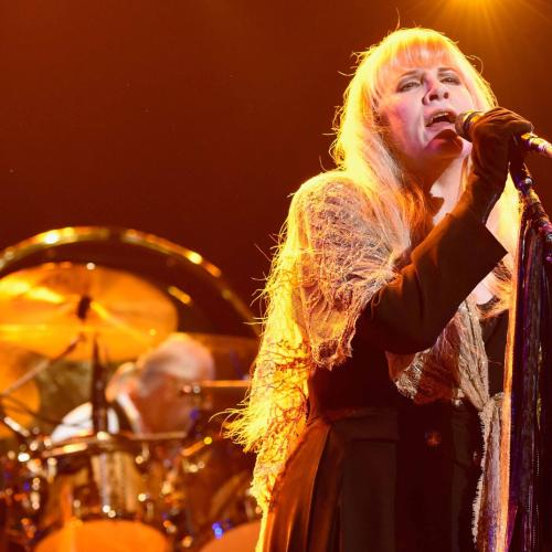 No, We Had No Idea That Stevie Nicks Did Ballet Either