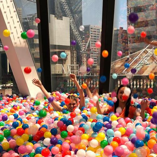 A Giant Interactive Candy Museum Is Coming To Melbourne!