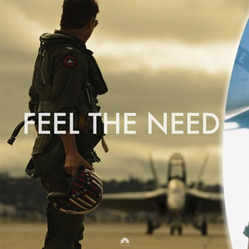 Tom Cruise Shares First Look At Top Gun Sequel