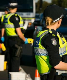 Victoria Police Confirms Defence Force Will Patrol The States Beaches This Weekend