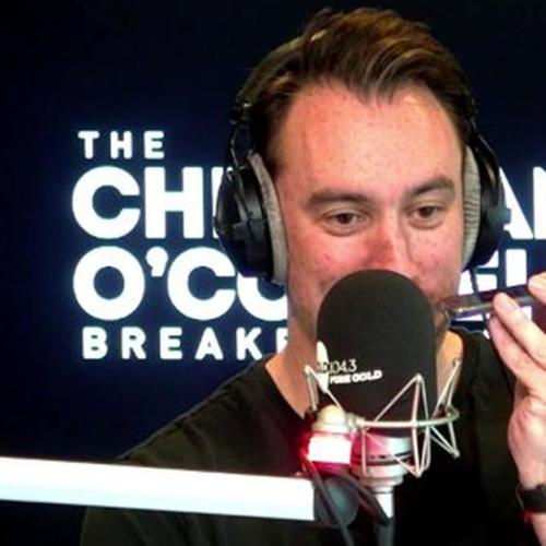 Christian Challenges Hamish McLachlan To A Phrase That Pays
