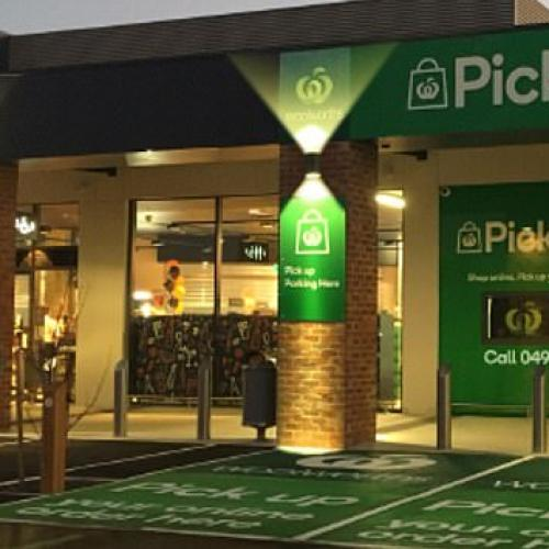 Aussie Supermarket Giant Introduces Drive-Thru Groceries