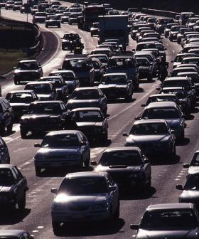 Multi-Vehicle Crash On The CityLink Causing Peak Hour Chaos