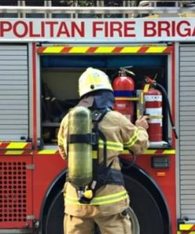 Heroes Pull Victorian Man From Burning House