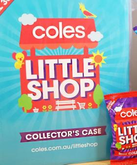 Coles Little Shop is Back With 30 New Miniature Collectibles