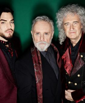 Queen Plus Adam Lambert - The Rhapsody Tour