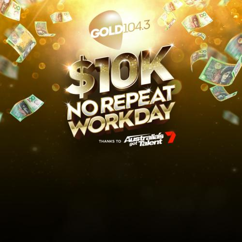 Hear The Same Song Twice & You Could Win $10K!