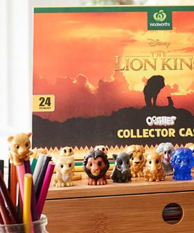 Woolworths Lion King Ooshies Are Being Sold On Ebay For $45K