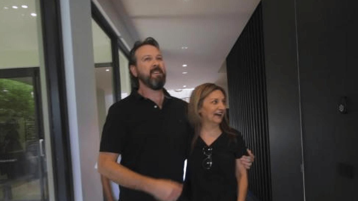 4 Million Dollar House WINNER Walks Through