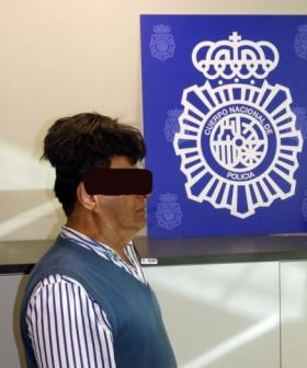 Man Busted Trying To Smuggle $48K Of Cocaine Under Oversized Toupee