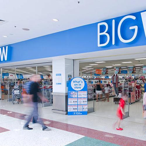 Big W Launches Up To 80% Off Clearance Sale