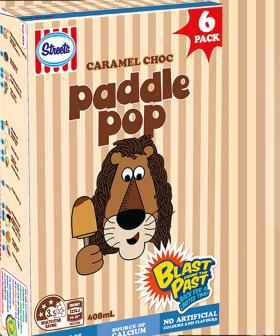 Remember Caramel Choc Paddle Pops? They're Making A Comeback!