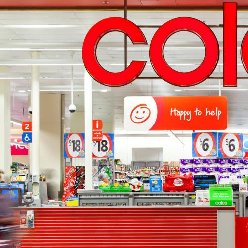Coles Set To Launch Massive 50% Off Sale