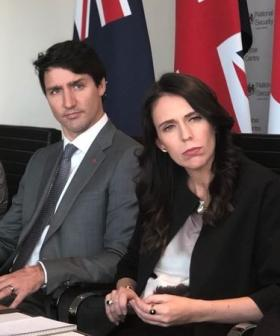 Jacinda Ardern To Touch Down In Melbourne This Week