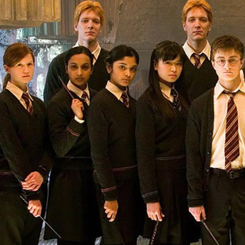 The Harry Potter Cast Reunited At Universal Studios