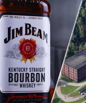 45,000 Jim Beam Barrels Destroyed In Massive Fire
