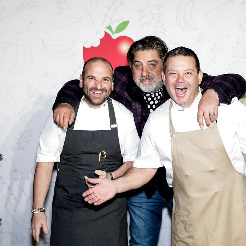 Former MasterChef Judges Matt, Gary And George Could Sign Deal With Netflix