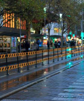 Melbourne's Heavy Rain Has Seen Us Likely On Track To Smash A Record And It's Not A Great One