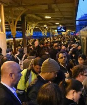 The Two Train Stations Smashed By A Massive Passenger Surge