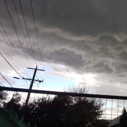 A Severe Weather Warning's Been Issued For Melbourne