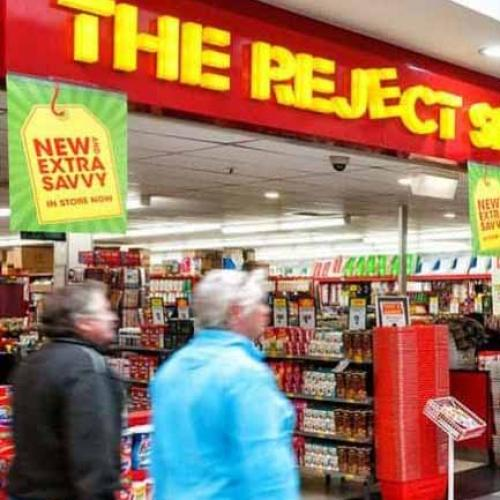 Reject Shop To Shut String Of Stores As Ceo Throws In Towel