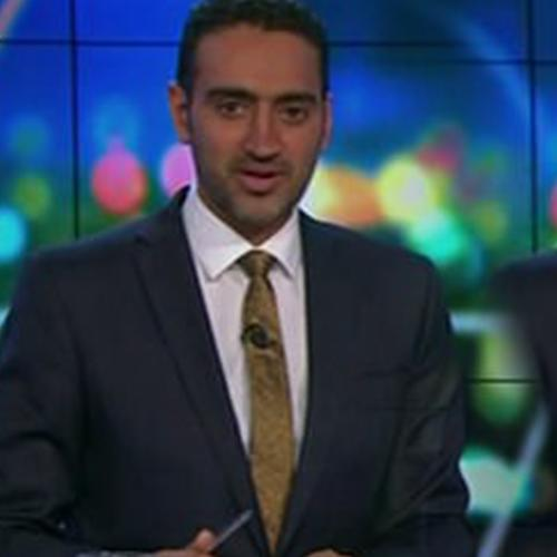 Waleed Aly Has Emotional Moment About His Son's Autism