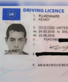 "Man's Surname Considered ""Too Offensive"" For Passport"