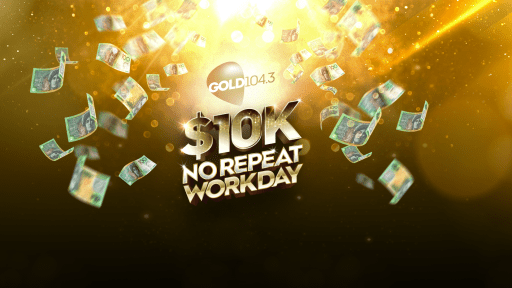 The 10K No Repeat Workday Goes Off!