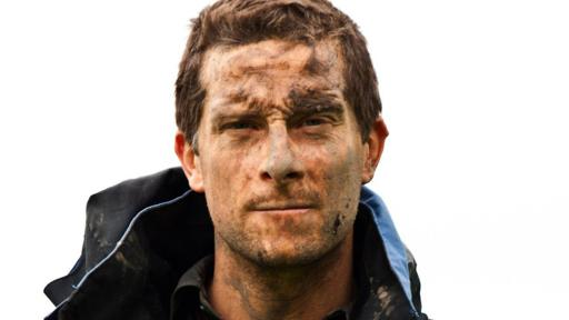 Who's Calling Christian? Bear Grylls
