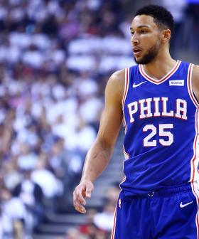 Ben Simmons Claims He Was Racially Discriminated By Crown Casino Security Guards