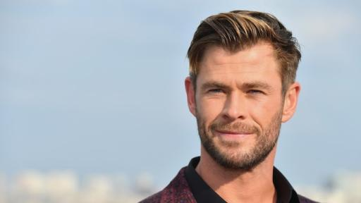 Who's Calling Christian? Chris Hemsworth