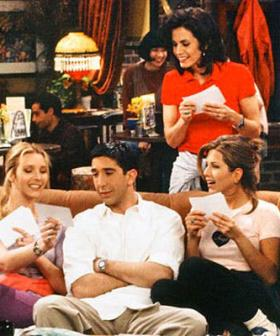 The FRIENDS Couch Is Coming To Melbourne This Week