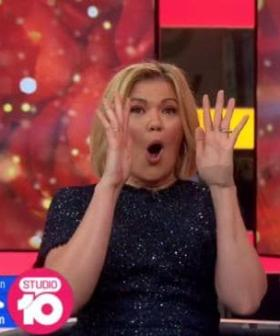 Studio 10 Hosts Panic As Bachelor Contestant Goes On Disgusting, Foul-Mouthed Rant