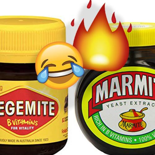 Marmite Takes Out Full Page Ad Slamming Vegemite