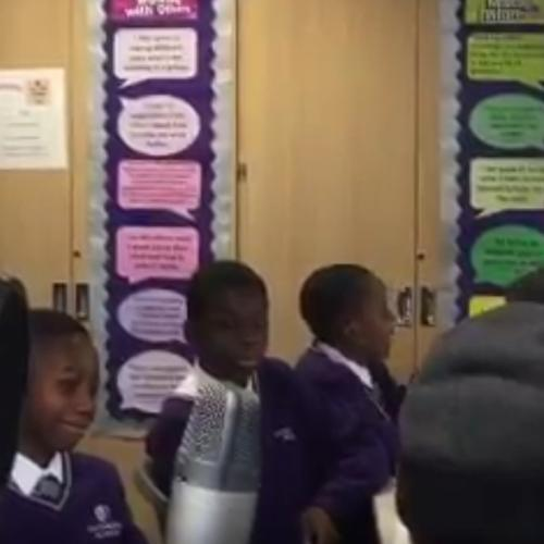Prince Harry Melts Hearts As He Jokes With Young Student