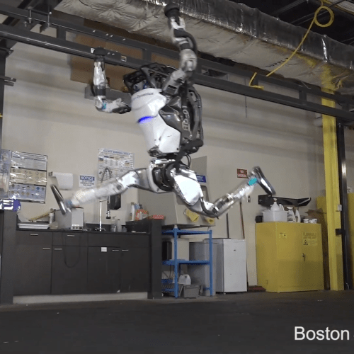 The Robots Are Doing Gymnastics Routines And Humanity Is Doomed