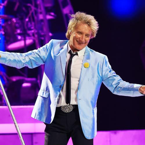 Rod Stewart Reveals Prostate Cancer Diagnosis