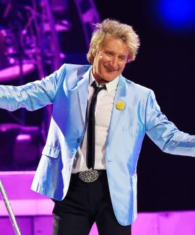 Rod Stewart Reveals Prostate Cancer Diagnosis