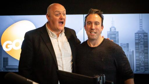 Dara O'Briain Almost Moved To Melbourne