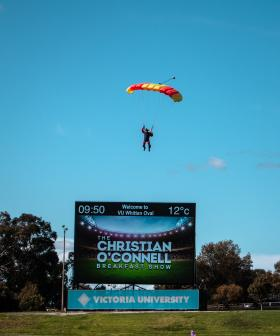 Skydiver Paul's Gran Final Jump
