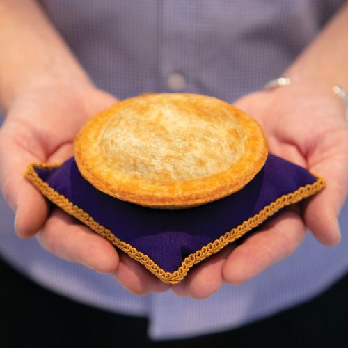 This Aussie Pie Has Been Officially Blessed By The Pope