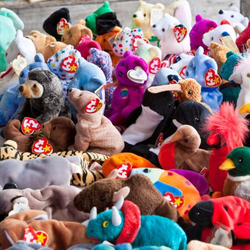 If You Own Any Of These Beanie Babies, You Could Be RICH!